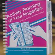 Activity Planning at Your Fingertips Book
