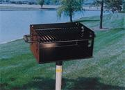 Pedestal Grill