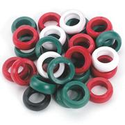 Plastic Game Rings 29-ct  (set of 29)