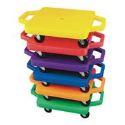 12&quot; Spectrum Scooters  (set of 6)