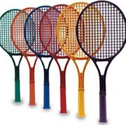 Spectrum� Jr. Tennis Racquets  (set of 6)