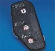 Umpire&#039;s Indicator