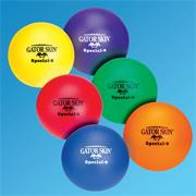 8&quot; Gator Skin� Special Foam Balls  (set of 6)