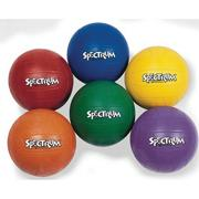 Spectrum� Rubber Volleyballs  (set of 6)