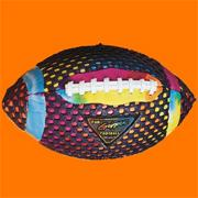 10&quot; Tie-Dye Gripper Ball - Football