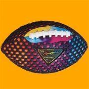 8-1/2&quot; Football Tie-Dye Gripper Ball