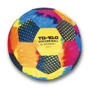 10&quot; Tie-Dye Gripper Ball - Soccer Ball