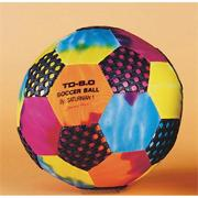 8&quot; Tie-Dye Gripper Ball - Soccer Ball