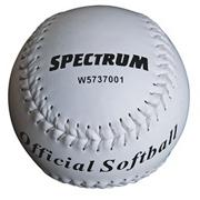 Synthetic Leather Softball (pack of 12)
