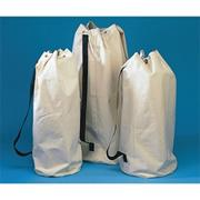 "Natural Canvas Equipment Tote 17"" x 40"""