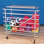 Heavy-Duty Security Ball Locker