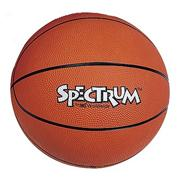 Spectrum� Rubber Basketball - Intermediate