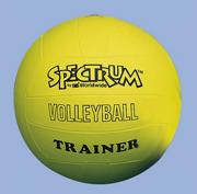 Spectrum� Volleyball Trainer, Yellow - Oversize