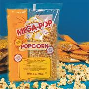 Mega Pop Corn, Oil, Salt Kit  (case of 36)