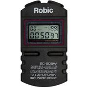 Robic SC-505 Timer, Black