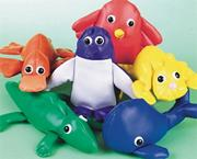 Spectrum Beanbag Animal Set (pack of 6)
