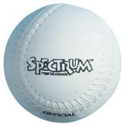 Spectrum Rubber Softball, Firm