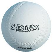 Spectrum Rubber Softball, Soft
