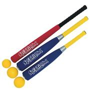 Oversized Foam Bat and Ball Set