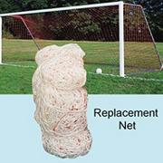 Official Size Soccer Goal Replacement Net (pair)