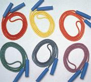 8' Spectrum� Poly Jump Ropes  (set of 6)