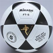 Mikasa Kick Off Classic Soccer Ball (Size 5)