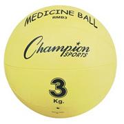 Rubber Medicine Ball 6.6lbs.