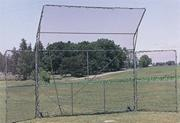 Portable Backstop