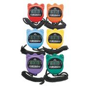 Spectrum Economy Stopwatch  (set of 6)