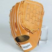 "12"" Spectrum� Leather/Vinyl Baseball Glove"