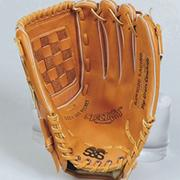 "13"" Spectrum� Leather/Vinyl Baseball Glove"