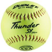 Dudley ASA Thunder Slow Pitch Softball 11&quot; SY11SWSP