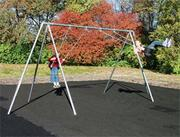 Tripod Leg Swing Set 8 seat