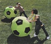 Spectrum� Giant Neon Soccer Ball, 36""