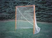 Portable Lacrosse Goal, 6&#039;H x 6&#039;W x 7&#039;D (pair)
