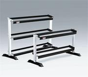 "York� Tiered Dumbbell Rack 65""L x 23""W x 39""H"