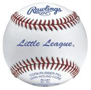 Rawlings� RLLB1 Little League Baseball  (dozen)