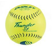 Dudley Thunder USSSA Slow Pitch Softball 12&quot; SY12RF80 (pack of 12)