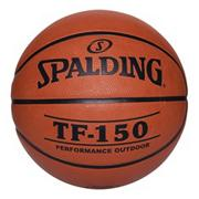 Spalding� TF-150 Rubber Basketball