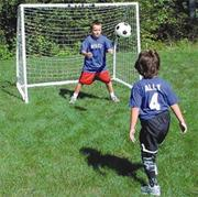 Indoor/Outdoor Soccer Goal - 72&quot;W x 60&quot;H x 48&quot;D