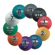 "8-1/2"" Spectrum� 5-in-1 Playground Balls  (set of 10)"