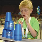 Speed Stacks� and DVD Set (set of 12)
