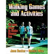 Walking Games and Act Book