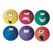 Smedley Playground Balls, 8-1/2&quot; (set of 6)