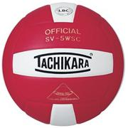 Tachikara SV5WS Colored Volleyballs