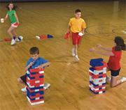 Patriotic Super Tumbling Timbers