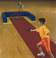 Multi-Purpose Bowling Carpet