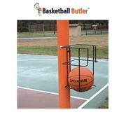Basketball Butler� 2 Ball Storage Rack
