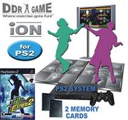 DDR Fitness System without Practice Pads