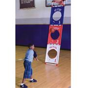 Hanging Hoop Target